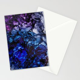 She Dreams at Night Stationery Cards