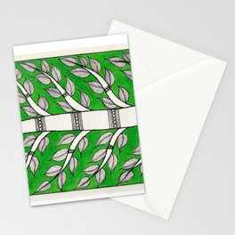 Madhubani Tree - Colored Stationery Cards