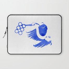 Heron (Keep it clean) Laptop Sleeve