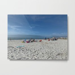 Madeira Beach Metal Print