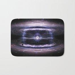 Galactic guts Bath Mat