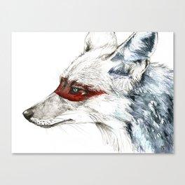 Coyote I Canvas Print