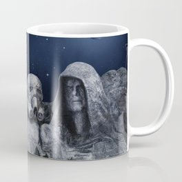 Rushmore Dark Coffee Mug