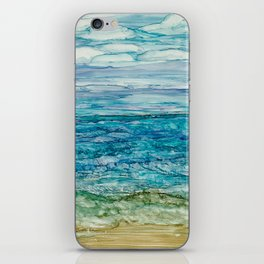 Ocean View iPhone Skin