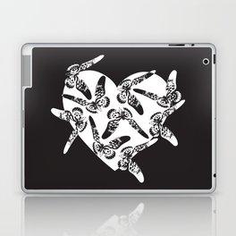Wild and Rare Love Laptop & iPad Skin