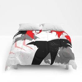 Shark King Comforters