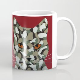Hell Cat Coffee Mug
