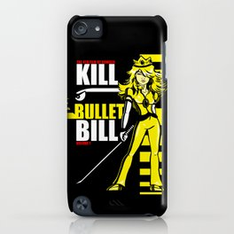 Kill Bullet Bill (Black/Yellow Variant) iPhone Case