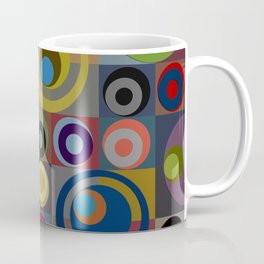 Abstract Composition 419 Coffee Mug