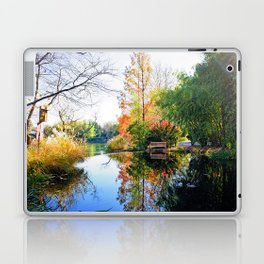 Just Another Autumn Scene Laptop & iPad Skin