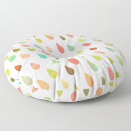 OPAL DROPS Floor Pillow
