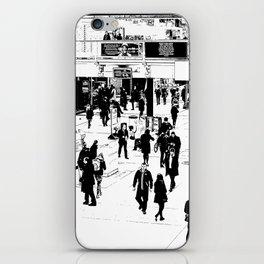 London Commuter Art iPhone Skin