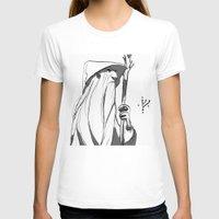 gandalf T-shirts featuring Gandalf by 4nima
