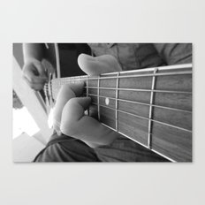 Music Inspired Canvas Print