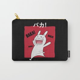 Baka Japanese Katakana Carry-All Pouch