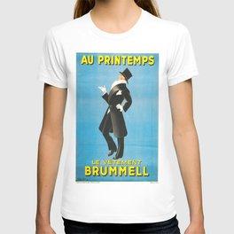 Vintage poster - Au Printemps T-shirt
