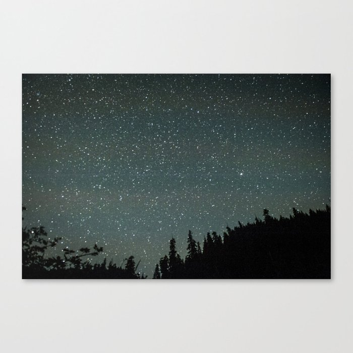 Lunar Exploration Canvas Print