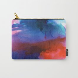 The Dancer - Abstract Art Carry-All Pouch