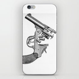 Revolver 3 iPhone Skin