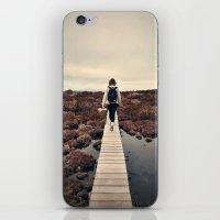 boardwalk empire iPhone & iPod Skins featuring Boardwalk by James McKenzie