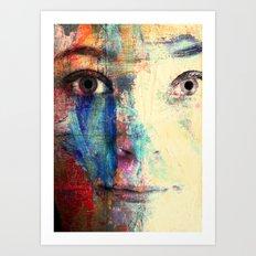 Magic People 4 Art Print