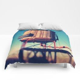 Water stock Comforters