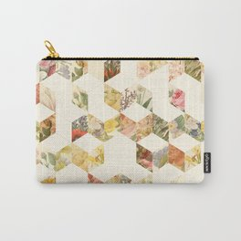 Keziah - Flowers Carry-All Pouch
