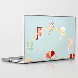 Ferris Wheel Laptop & iPad Skin
