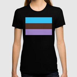 Androsexual Flag T-shirt
