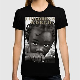 LOOKING INTO MY INNOCENT EYES T-shirt