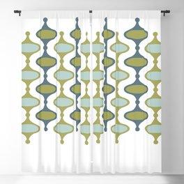 50s - 60s Retro Pattern Blackout Curtain