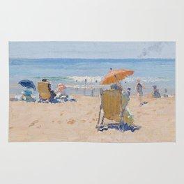 Tamarama Beach - Elioth Gruner Rug