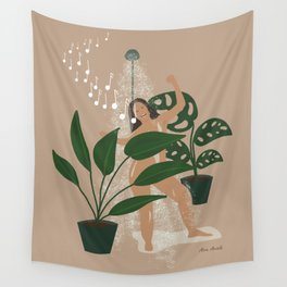 Sing and Dance Wall Tapestry