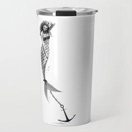 Anchored Mermaid 2 Travel Mug