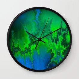 Dropped Out Wall Clock