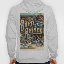 john mayer born raised tour 2020 ngamin Hoody