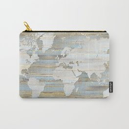 Design 118 World Map Carry-All Pouch