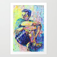 Song without Words Art Print