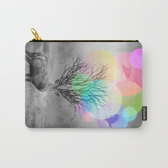 Calm Within the Chaos Carry-All Pouch