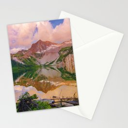 Snowmass Lake Stationery Cards