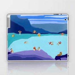 Summer by the lake Laptop & iPad Skin