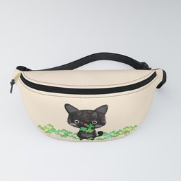 The Luckiest Cat Fanny Pack