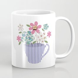 Teacup Posy Coffee Mug