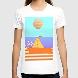ORANGE SUMMER T-shirt