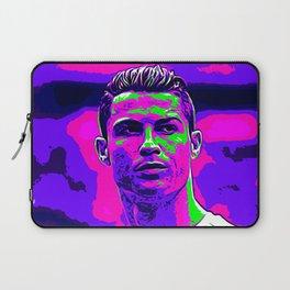 Ronaldo - Neon Laptop Sleeve