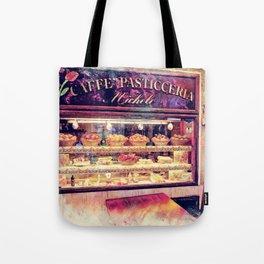 Erice art 9 #sicili Tote Bag