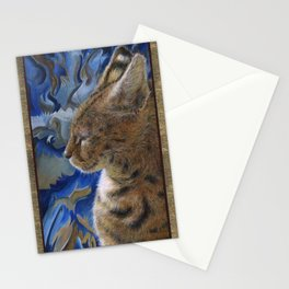 African Queen Stationery Cards
