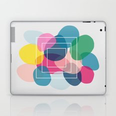 Pebble Box in Jewel Tones Laptop & iPad Skin
