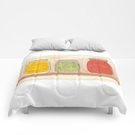 Canning Comforters