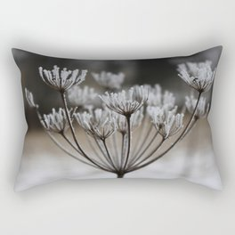 Winter frost Rectangular Pillow